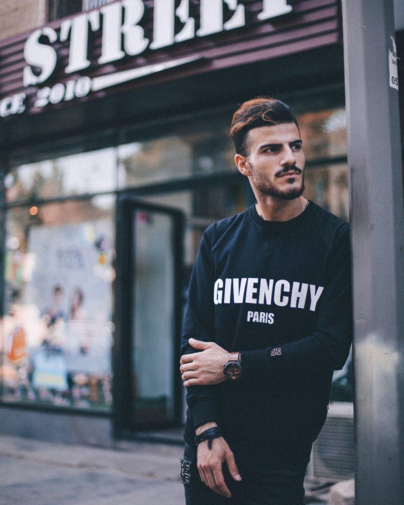 kleding winkelen heren